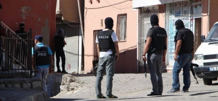 Arresti di esponenti HDP a Pirsûs