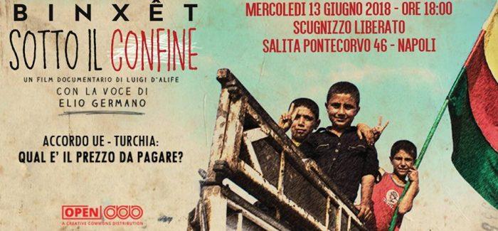 Binxêt – Sotto il confine a Napoli