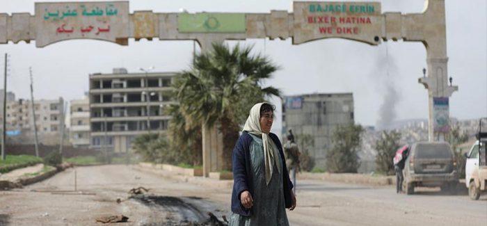 L'esercito turco si sta ritirando da Efrîn?