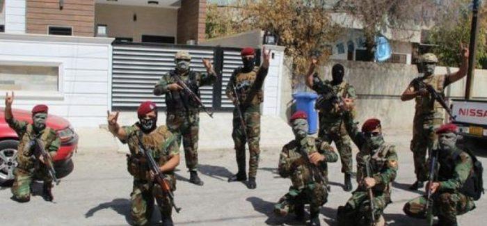Lo Stato turco ha costruito un gruppo armato a Kerkûk