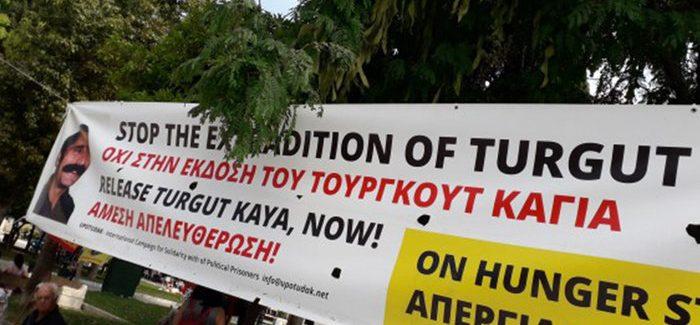Sciopero della fame contro scambio di ostaggi