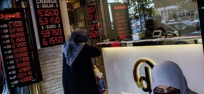Crisi economica in Turchia: 38 imprese chiudono ogni giorno