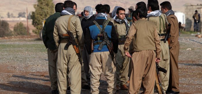 Colpo contro i curdi