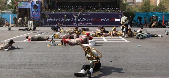 Ahvaz e i suoi rivoluzionari pagati