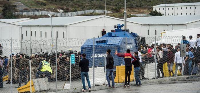 I campi di lavoro di Erdogan