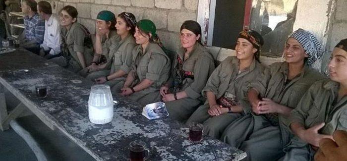 Report della delegazione per Basur Kurdistan, Campo di Mahmura, Qandil…