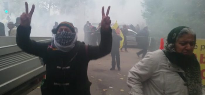 Strasburgo: La libertà di Ocalan è la nostra libertà