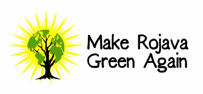 Make Rojava Green Again- Una società ecologica in costruzione