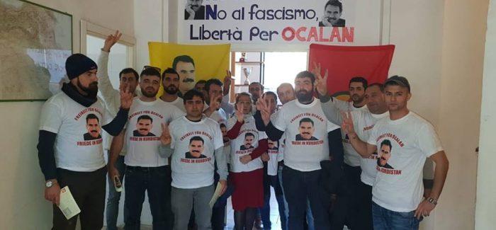 Comunità curda di Roma: sciopero della fame per la fine dell'isolamento di Abdullah Ocalan