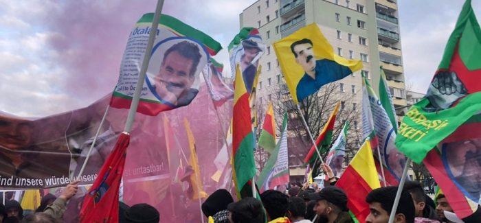 Bilancio positivo della manifestazione a Berlino contro la messa al bando del PKK