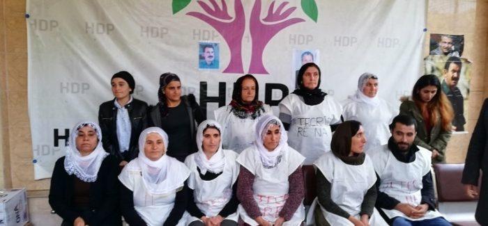 Le donne continuano lo sciopero della fame a Hewlêr
