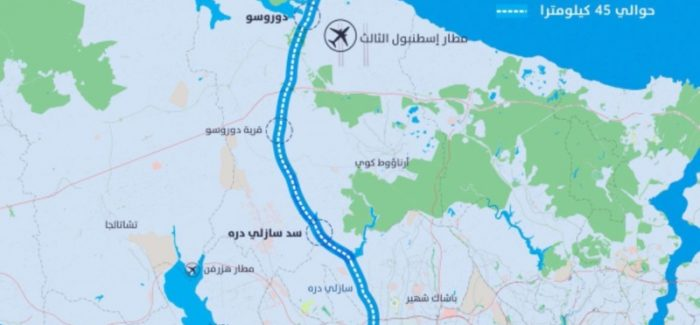 """Tribunale respinge querela contro il protocollo per il """"Canale Istanbul"""""""