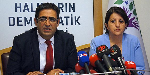Noi gli 80 deputati di HDP chiediamo che ci venga tolta l'immunità