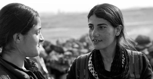 Il grande sogno del Rojava-Genova