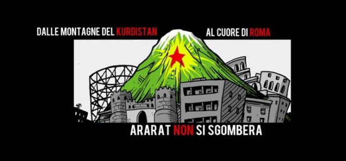 Il Comune di Roma vuole chiudere il centro curdo Ararat- Conferenza stampa