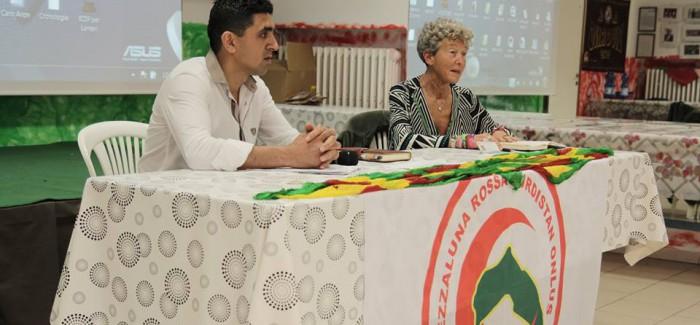 Report dell'Assemblea nazionale dei soci di Mezza Luna Rossa Onlus