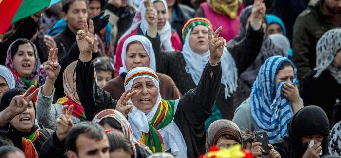 Roma per il Kurdistan 19 novembre 2016