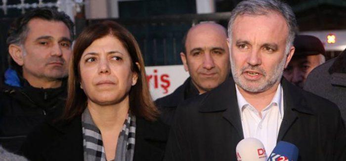 Anche i deputati HDP Beştaş, Bilgen e Akdoğan si uniscono allo sciopero della fame di massa