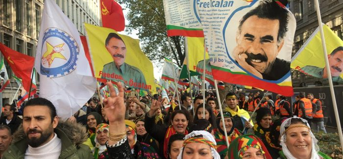 Stop Attacking Afrin- Roma