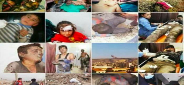 I crimini contro l'umanità della Turchia ad Afrin