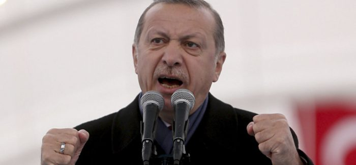 Erdogan fa cassa