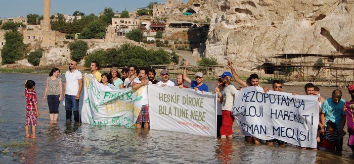 Appello per la 3a Giornata Globale di Azione per Hasankeyf il 7 e 8 giugno, 2019!